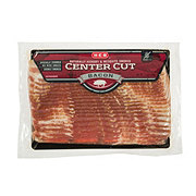 H-E-B Premium Center Cut Smoked Bacon