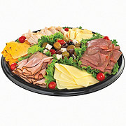 H-E-B Premium Deli Meat & Cheese Party Tray