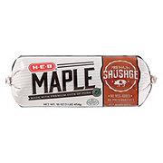 H-E-B Premium Fresh Maple Pork Sausage