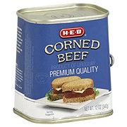 H-E-B Premium Quality Corned Beef