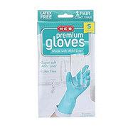 H-E-B Premium Reusable Gloves Small
