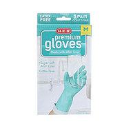 H-E-B Premium Reuseable Gloves Medium