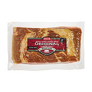 H-E-B Premium Thick Cut Family Pack Bacon