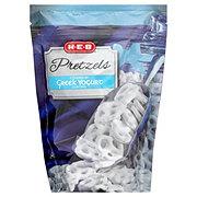 H-E-B Pretzels Covered In Greek Yogurt