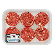 H-E-B Prime 1 Beef Blue Cheese Sliders