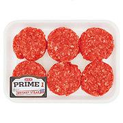 H-E-B Prime 1 Beef Brisket Steak Burger Slider