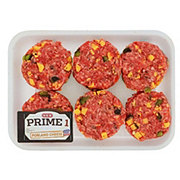 H-E-B Prime 1 Beef Poblano Cheese Sliders