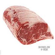 H-E-B Prime 1 Beef Ribeye Roast Small End, 8-12 Ribs, USDA Prime
