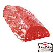 H-E-B Prime 1 Beef Tenderloin Roast Special Trim USDA Prime