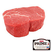 H-E-B Prime 1 Beef Tenderloin Steak Special Trim Thick USDA Prime