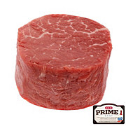 H-E-B Prime 1 Beef Tenderloin Steak Special Trim USDA Prime