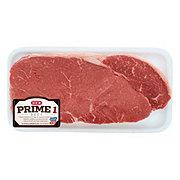 H-E-B Prime 1 Beef Top Sirloin Steak Thick