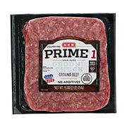 H-E-B Prime 1 Ground Chuck 80% Lean