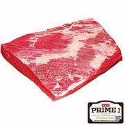 H-E-B Prime 1 Trimmed Beef Brisket Flat