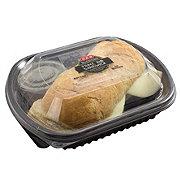 H-E-B Prime Rib French Dip Sandwich