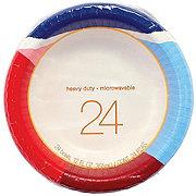H-E-B Print Bowls, 12 oz