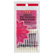 H-E-B Professional Dual-Tip Eye Shadow Applicators