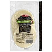 H-E-B Provolone Cheese Slices
