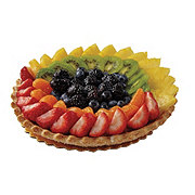 healthy fruit appetizers puff pastry fruit tart