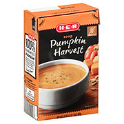 H-E-B Pumpkin Harvest Soup