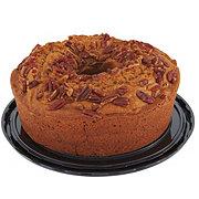 H-E-B Pumpkin Nut Cream Cake