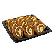 H-E-B Pumpkin Roll Cake Party Platter