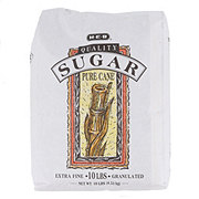 H-E-B Pure Cane Extra Fine Granulated Sugar