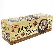 H-E-B Pure Cane Sugar Maple Creme Soda 12 oz Cans