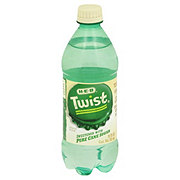 H-E-B Pure Cane Sugar Twist Soda