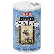 H-E-B Quality Salt