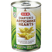 H-E-B Quartered Artichoke Hearts