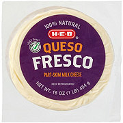 H-E-B Queso Fresco Cheese