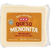 H-E-B Queso Menonita