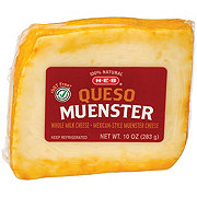 H-E-B Queso Muenster Cheese