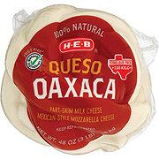 H-E-B Queso Oaxaca