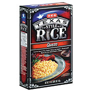 H-E-B Queso Texas Style Rice