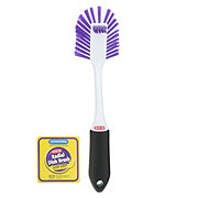 H-E-B Radial Dish Brush