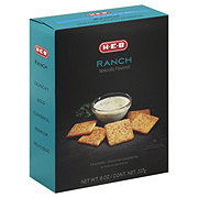 H-E-B Ranch Crackers
