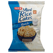 H-E-B Ranch Mini Rice Cakes