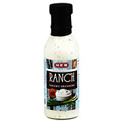 H-E-B Ranch Yogurt Dressing