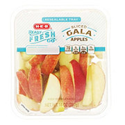 H-E-B Ready Fresh Go! Gala Apple Slices