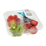 H-E-B Ready Fresh Go! Mixed Berries and Kiwi Snack Tray