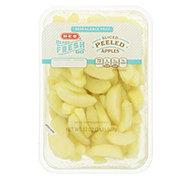 H-E-B Ready Fresh Go! Sliced Peeled Apples