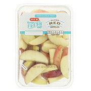 H-E-B Ready Fresh Go! Sliced Red Apples