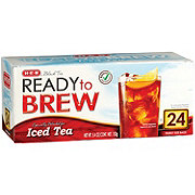 H-E-B Ready To Brew Family Size Iced Tea Bags