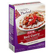 H-E-B Red Curry Dinner Kit