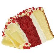 H-E-B Red Velvet Cheesecake