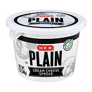 H-E-B Regular Cream Cheese Spread