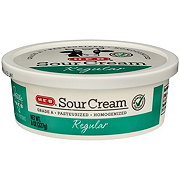 H-E-B Regular Sour Cream