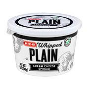 H-E-B Regular Whipped Cream Cheese Spread